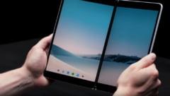 Microsoft revine pe piata telefoanelor mobile cu un smartphone pliabil (Video)