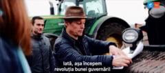 """Micul Hollywood de la Brasov. Dupa Susanu """"Man in Black"""", Ciolos-Coliban-Catean, fermieri la Rotbav"""