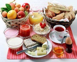 Micul dejun bogat, cea mai buna dieta