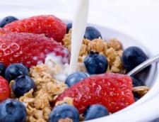 Micul dejun care arde calorii