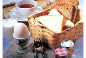 Micul dejun nu este cea mai importanta masa a zilei