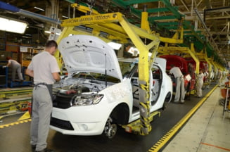 Miercuri se stabileste cand se opreste productia la Dacia din cauza coronavirusului