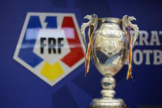 Miercuri si joi se joaca semifinalele Cupei Romaniei