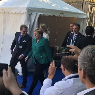 Migratia, pe cale sa arunce Europa in aer. O intelegere de ultim moment o salveaza pe Merkel. Ce castiga Romania?