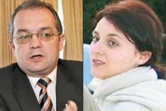 Mihaela Boc nu recunoaste ca e nepoata lui Emil Boc (Audio)