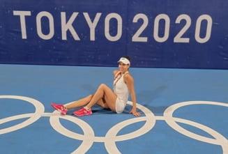 Mihaela Buzărnescu și-a încheiat aventura la JO 2020. Românca a fost învinsă categoric în turul secund