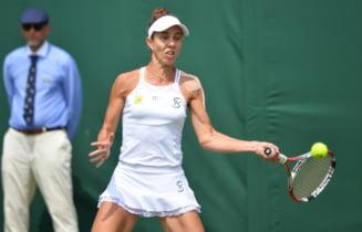 Mihaela Buzarnescu, de neoprit: Programul infernal al sportivei noastre dupa eliminarea de la Wimbledon in proba de simplu