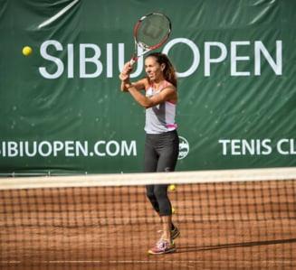 Mihaela Buzarnescu, eliminata in turul I la Beijing dupa o infrangere categorica