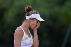Mihaela Buzarnescu, in coborare in clasamentul WTA