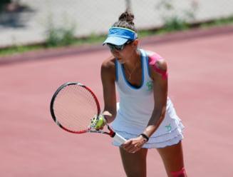 Mihaela Buzarnescu, invinsa clar la Shenzhen de Maria Sharapova
