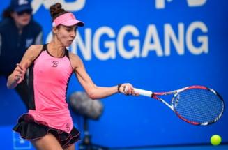 Mihaela Buzarnescu, invinsa de Caroline Wozniacki in primul tur de la Australian Open