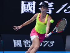 Mihaela Buzarnescu, invinsa de Caroline Wozniacki la Charleston dupa un meci de mare lupta