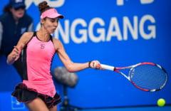 Mihaela Buzarnescu, invinsa in semifinalele turneului de la Bucuresti dupa un meci tensionat