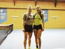 Mihaela Buzarnescu, pe urmele Simonei Halep: Ce i-a reprosat antrenorului in timpul meciului cu Wozniacki