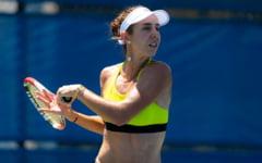 Mihaela Buzarnescu, sezon de cosmar. A bifat a 24-a infrangere in circuit si se afunda in clasamentul mondial WTA