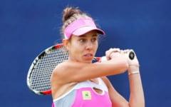 Mihaela Buzarnescu a ratat sansa unui nou trofeu