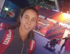 Mihaela Buzarnescu a suferit o infrangere complet neasteptata in fata ocupantei locului 356 WTA