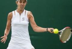 Mihaela Buzarnescu ar rejuca meciul de la Wimbledon cu Simona Halep