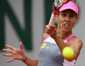 Mihaela Buzarnescu continua sa coboare in clasamentul WTA: Pe ce loc a ajuns