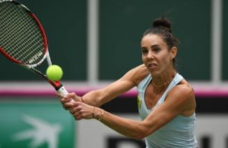 Mihaela Buzarnescu explica infrangerea din meciul cu Pliskova - ce isi reproseaza