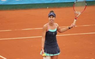 Mihaela Buzarnescu face inca un meci mare si se califica in semifinalele probei de dublu de la Nottingham