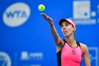 Mihaela Buzarnescu o invinge categoric pe Jelena Ostapenko la Doha