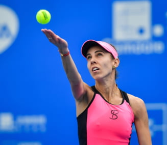 Mihaela Buzarnescu revine in circuitul WTA cu o victorie, alaturi de Monica Niculescu