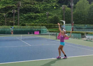 Mihaela Buzarnescu s-a calificat in semifinale la Hiroshima
