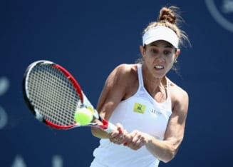 Mihaela Buzarnescu s-a calificat in semifinale la San Jose