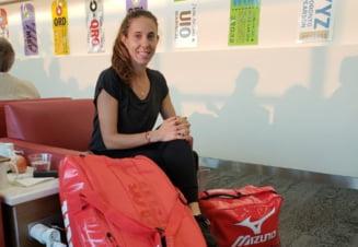 Mihaela Buzarnescu s-a intalnit cu arbitra meciului in care s-a accidentat grav - ce i-a reprosat