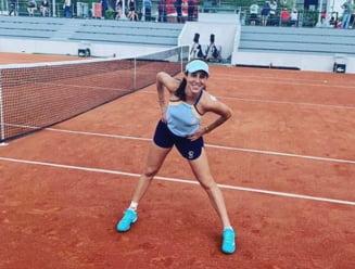 Mihaela Buzarnescu se prabuseste in clasamentul WTA dupa eliminarea prematura de la Roland Garros