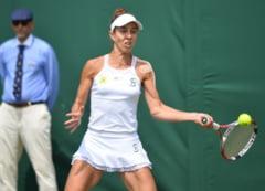 Mihaela Buzarnescu si Irina Begu, eliminate de la Wimbledon