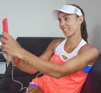 Mihaela Buzarnescu urca vertiginos in ierarhia WTA