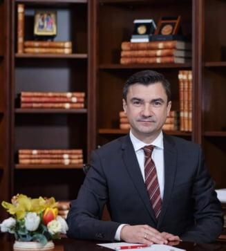 """Mihai Chirica se dezice de George Smion, după ce l-a susținut la alegerile europarlamentare. """"Se crede o persoană mesianică, care va veni și va salva România"""" VIDEO"""