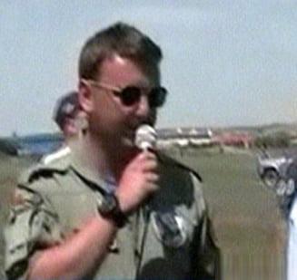 Mihai Dobre era fiul fostului comandant al aerodromului Clinceni