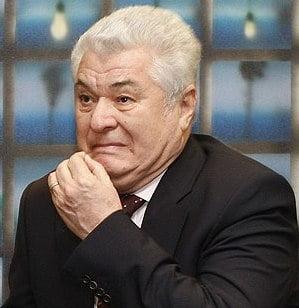 Mihai Ghimpu: Cuiul lui Voronin este moale, nu mai poate baga si bate undeva ceva