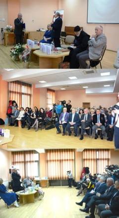Mihai Golescu, omagiat de conducerea Consiliului Judetean Arges!