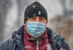 Mihai Iosif, antrenorul FC Rapid, a fost testat pozitiv cu noul coronavirus
