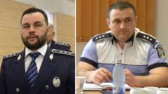 Mihai Mihalache si Cristian Tita au promovat concursul pentru sefia Politiei Slatina si Serviciului Rutier Olt