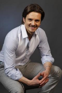 Mihai Petre, cel mai frumos tatic din showbiz - sondaj