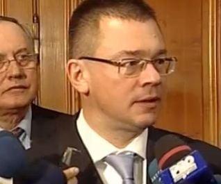 Mihai Razvan Ungureanu: Nu vin in fruntea Guvernului pentru a pleca