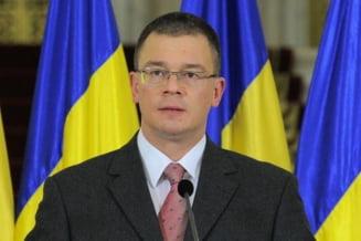 Mihai Razvan Ungureanu: Vreau sa candidez la functia de presedinte