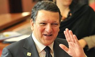 Mihai Razvan Ungureanu, felicitat de Jose Manuel Barroso