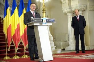 Mihai Razvan Ungureanu, premierul desemnat de Basescu