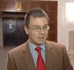 Mihai Razvan Ungureanu, propus director al SIE