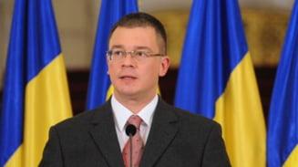 Mihai Razvan Ungureanu a demisionat din PNL