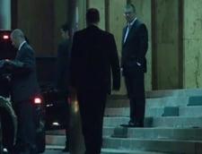 Mihai Razvan Ungureanu a parasit Guvernul la ora 2 noaptea