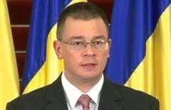 Mihai Razvan Ungureanu incepe consultarile pentru noul Guvern