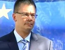 Mihai Razvan Ungureanu si-a depus candidatura, la Arad