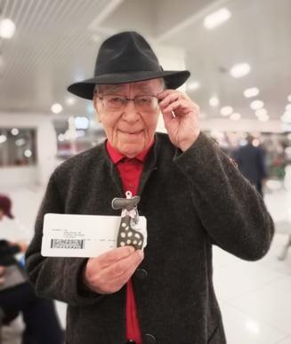 Mihai Sora, filosoful care iubeste deopotriva Europa si tara, implineste 102 ani